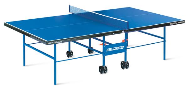 Стол для настольного тенниса Start Line Club PRO с сеткой