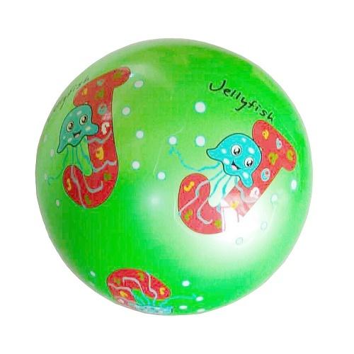 """Мяч силиконовый Larsen """"Медуза"""" GSS-5 (23 см)"""