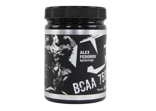 Комплекс аминокислотный AF Nutrition BCAA 7500 банан