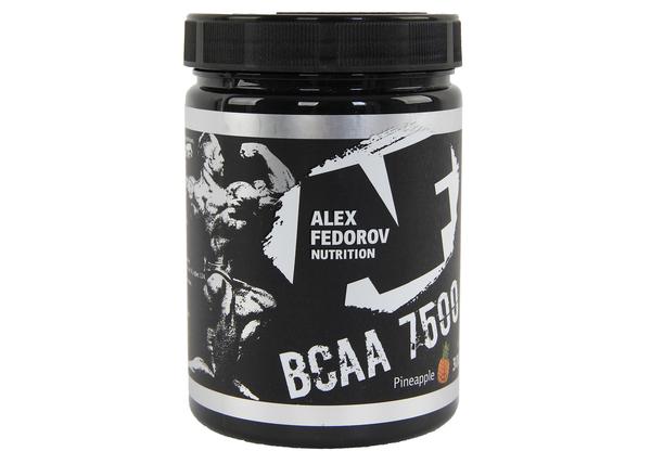 Комплекс аминокислотный AF Nutrition BCAA 7500 ананас