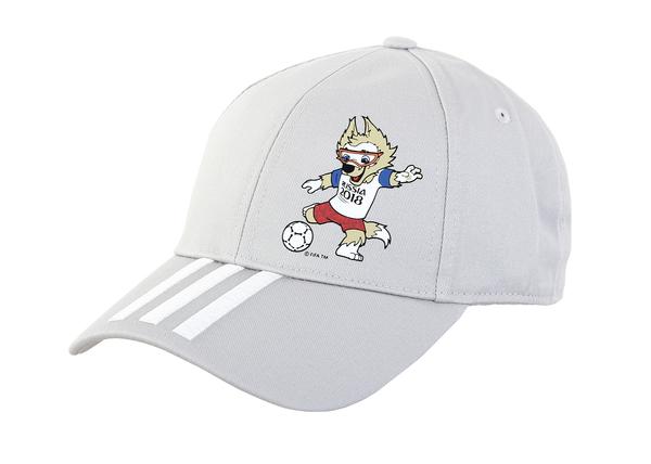Кепка (бейсболка) Adidas FIFA MASCOT CAP