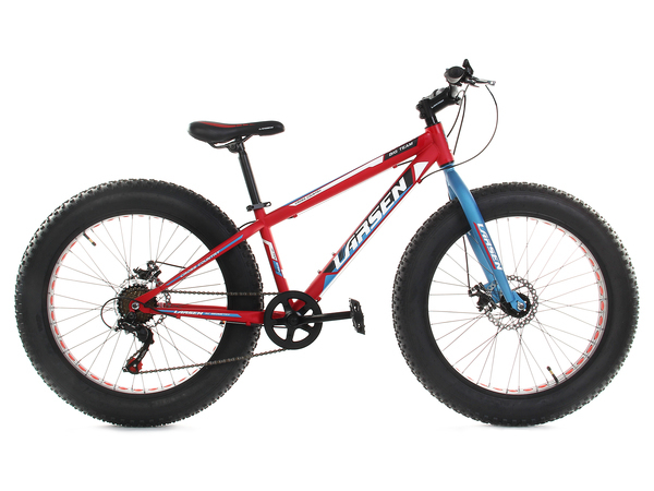 """Велосипед горный Larsen Big Team 24"""""""