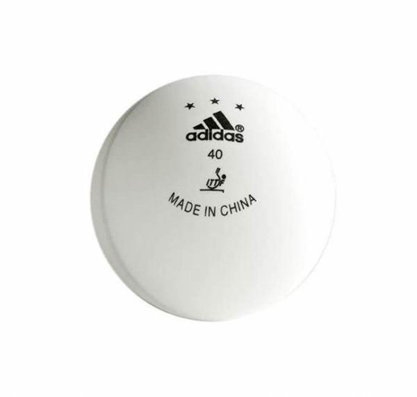 Шарики для настольного тенниса Adidas Competition 3 звезды