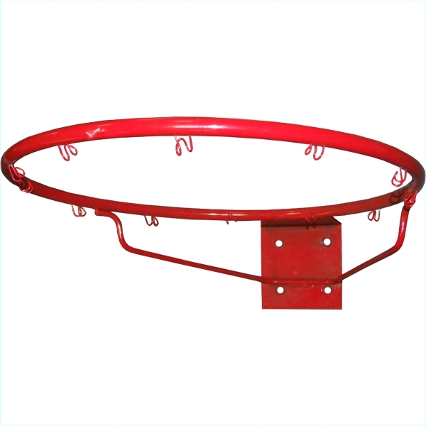 Кольцо баскетбольное №7 (корзина без сетки) 450 мм