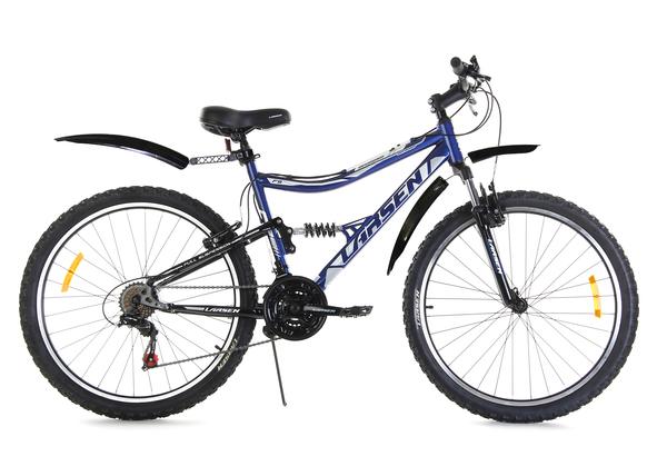 """Велосипед горный двухподвес Larsen Offroad 26"""""""