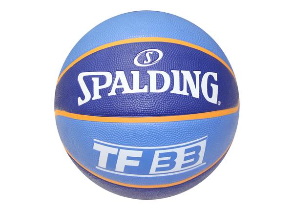 Мяч баскетбольный Spalding TF-33 NBA 3X 73932 Sz7