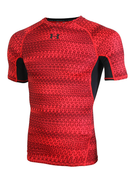 Футболка мужская Under Armour HeatGear Armour Printed