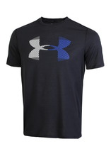 Футболка мужская Under Armour Hazard Logo Threadborne