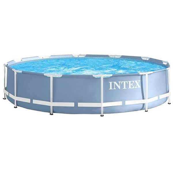 Бассейн каркасный Intex Prism Frame 28710 366Х76 см (6+)