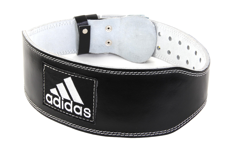 Пояс для тяжелой атлетики Adidas Lumbar Belt - Сеть спортивных ... e584c0014cd
