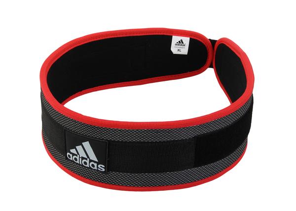 Пояс для тяжелой атлетики Adidas Nylon Lumbar Belt