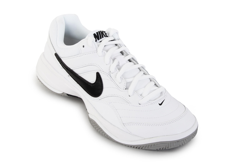 sale retailer 85712 933cd Кроссовки кожаные мужские Nike Court Lite Clay Tennis