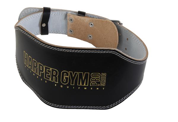 Пояс для тяжелой атлетики усиленный (широкий) Harper Gym