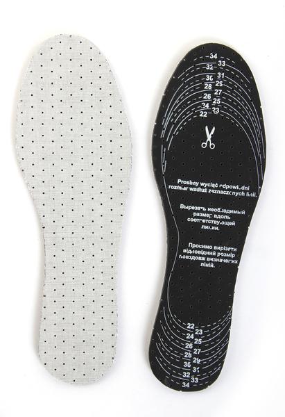 Стельки для обуви детские Corbby 1242 Odor Stop