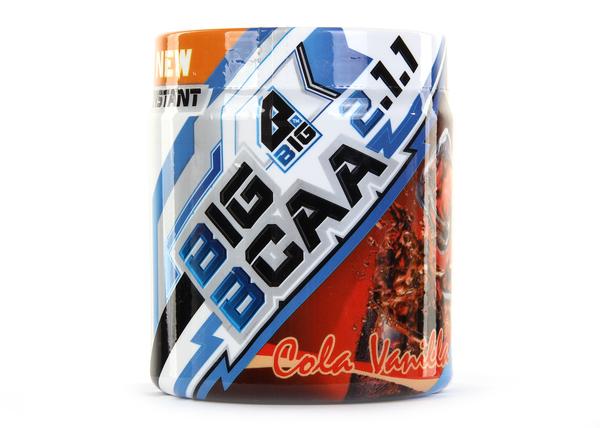 Комплекс аминокислотный BIG BCAA Cola Vanilla 150 г