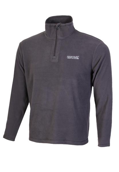 Толстовка мужская флисовая Regatta Thompson Fleece серая