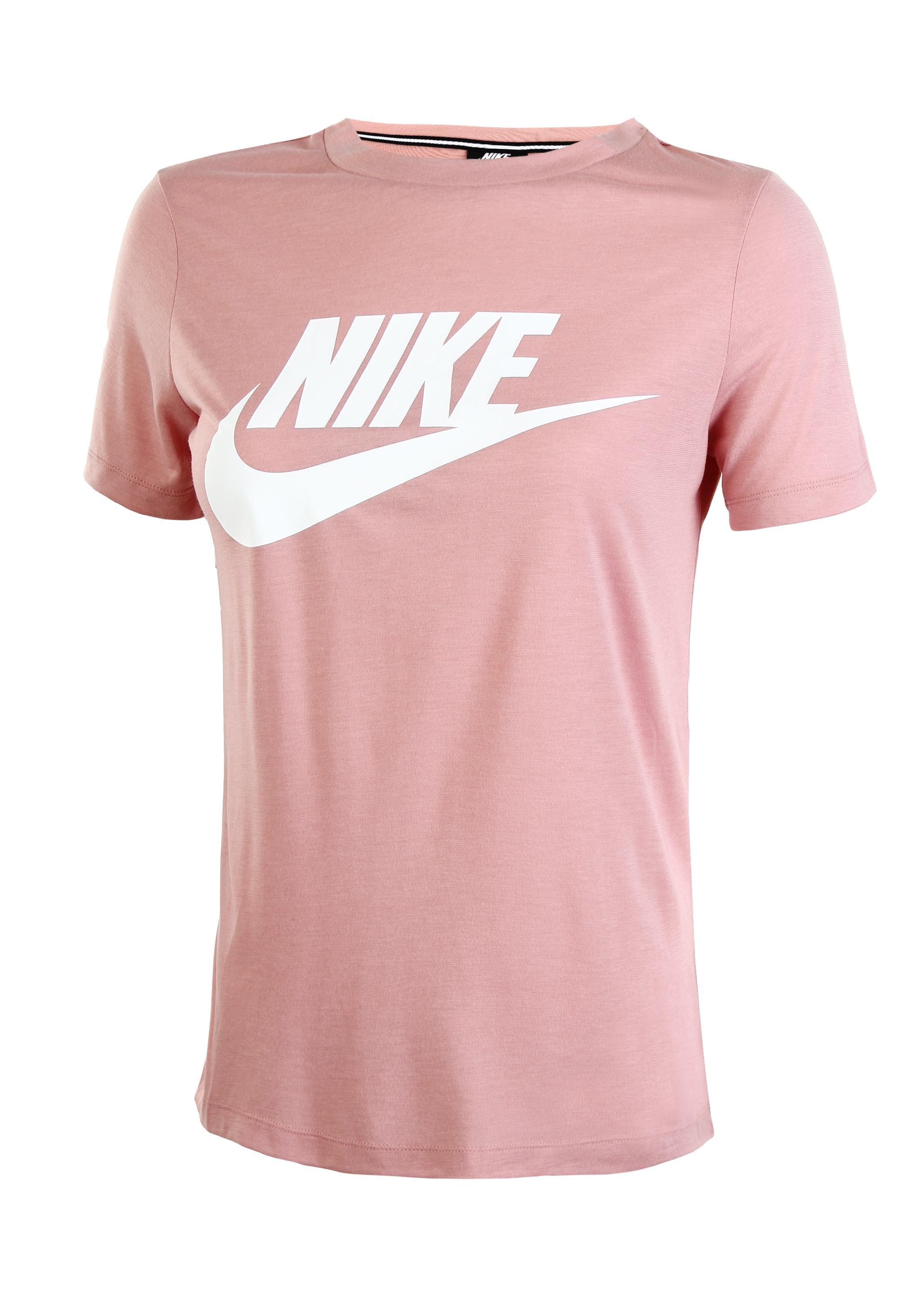a641dfc2 Футболка женская Nike Sportswear Essential T-Shirt - Сеть спортивных ...