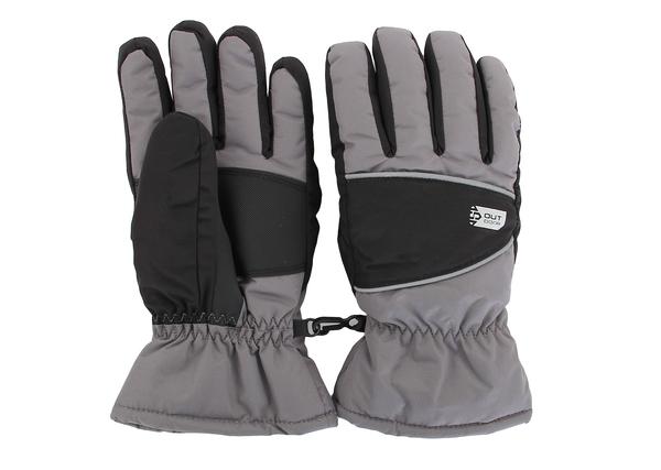 Перчатки мужские AS4 черные