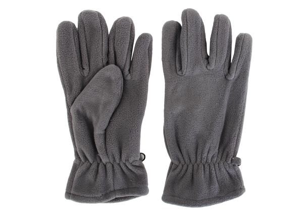 Перчатки флисовые AS4 серые One Size