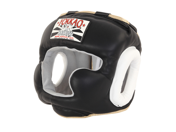 Шлем боксерский Yokkao HYGL-1-1