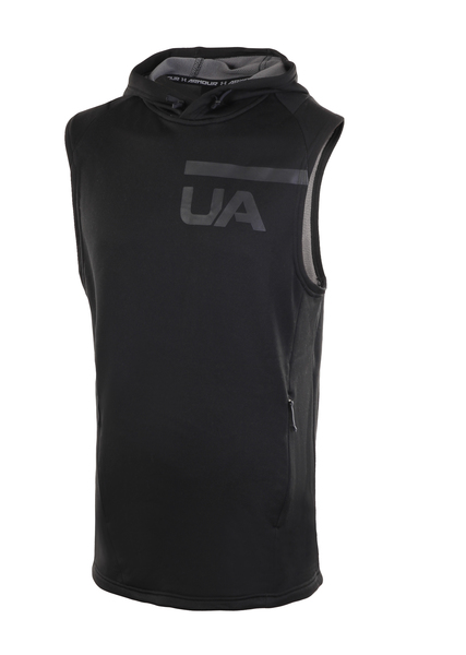 Безрукавка мужская Under Armour Tech Terry Sleeveless Hoodie