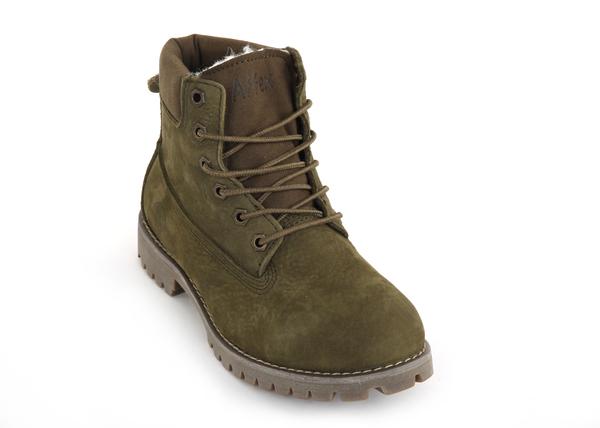 Ботинки утепленные мужские Affex New York Olive