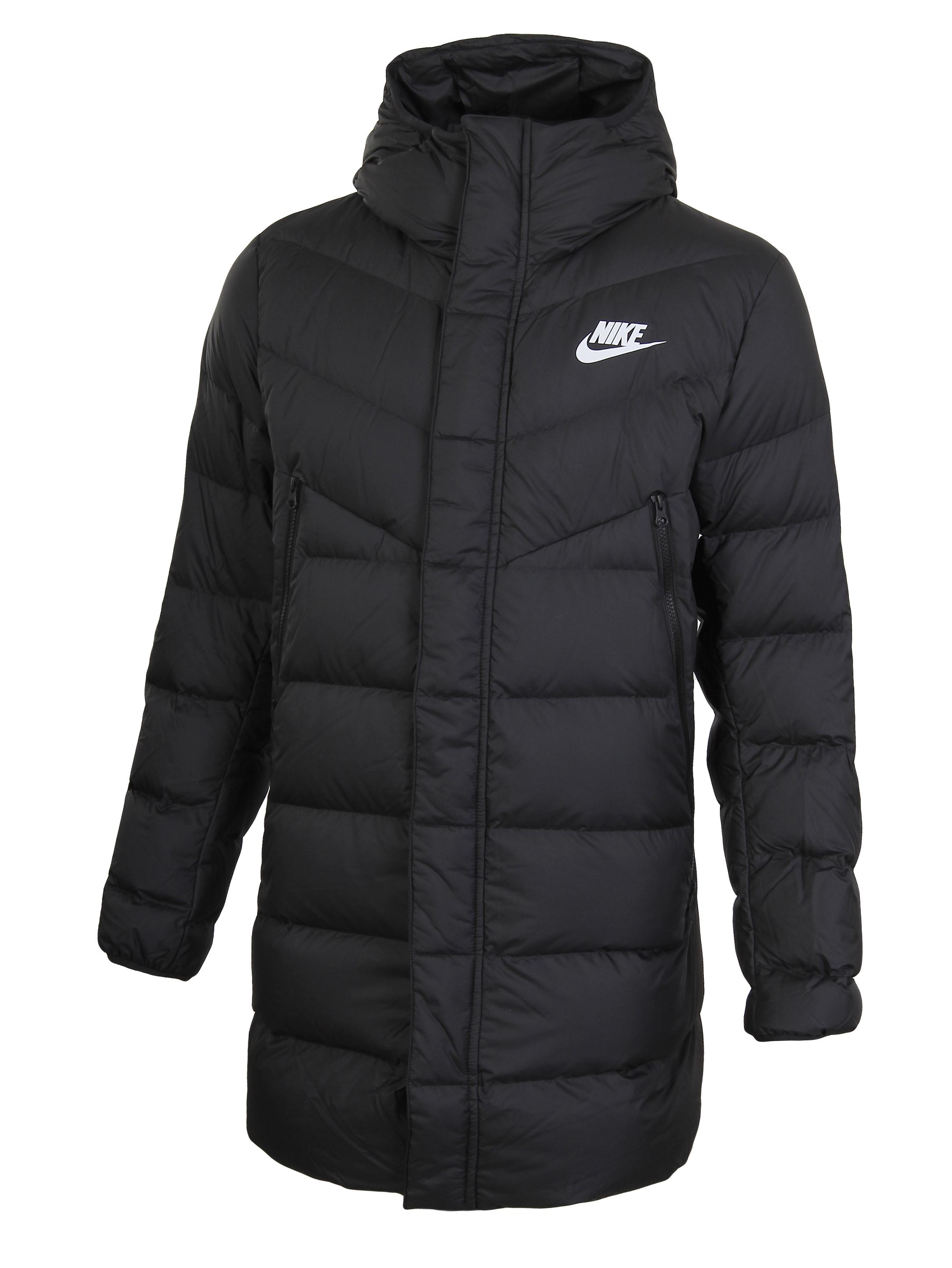 9d02c605 Пуховик мужской Nike Sportswear Windrunner - Сеть спортивных ...