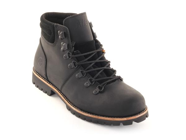 Ботинки мужские Affex Brugge Black