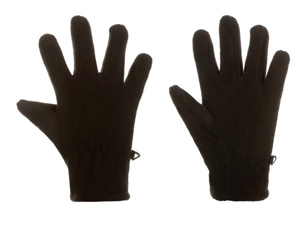 Перчатки детские флисовые AS4 черные One Size