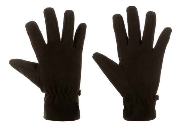 Перчатки флисовые AS4 черные One Size