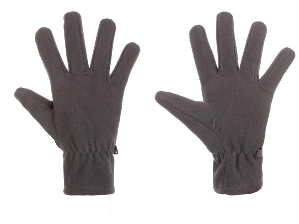 Перчатки женские флисовые AS4 серые One Size