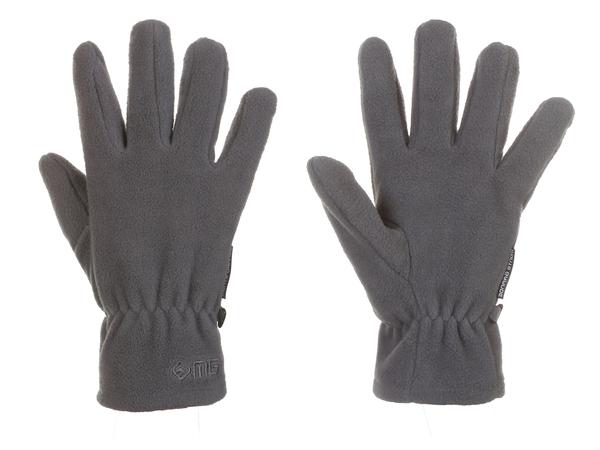Перчатки женские Monte Grande серые