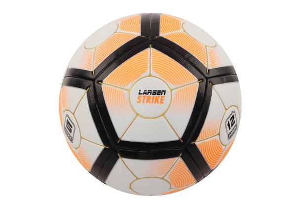 Мяч футбольный Larsen Strike Orange