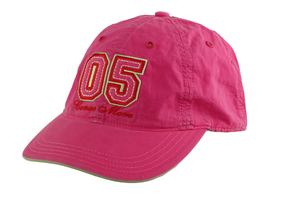 Кепка (бейсболка) женская Canoe KIRENA розовая