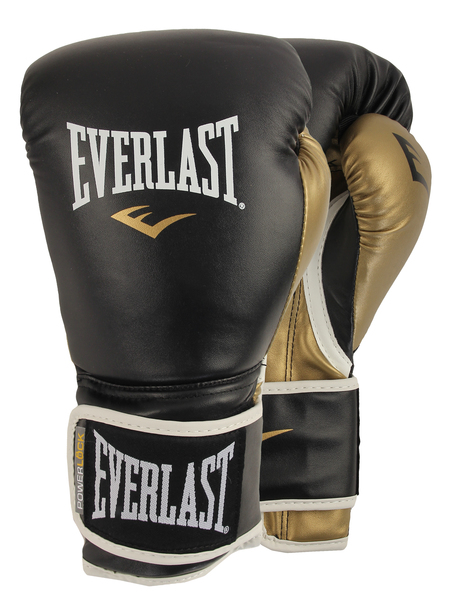 Перчатки тренировочные Everlast Powerlock PU 14oz