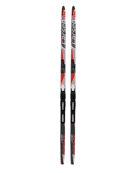 Лыжи беговые с креплениями Larsen Sport Life Wax SNS