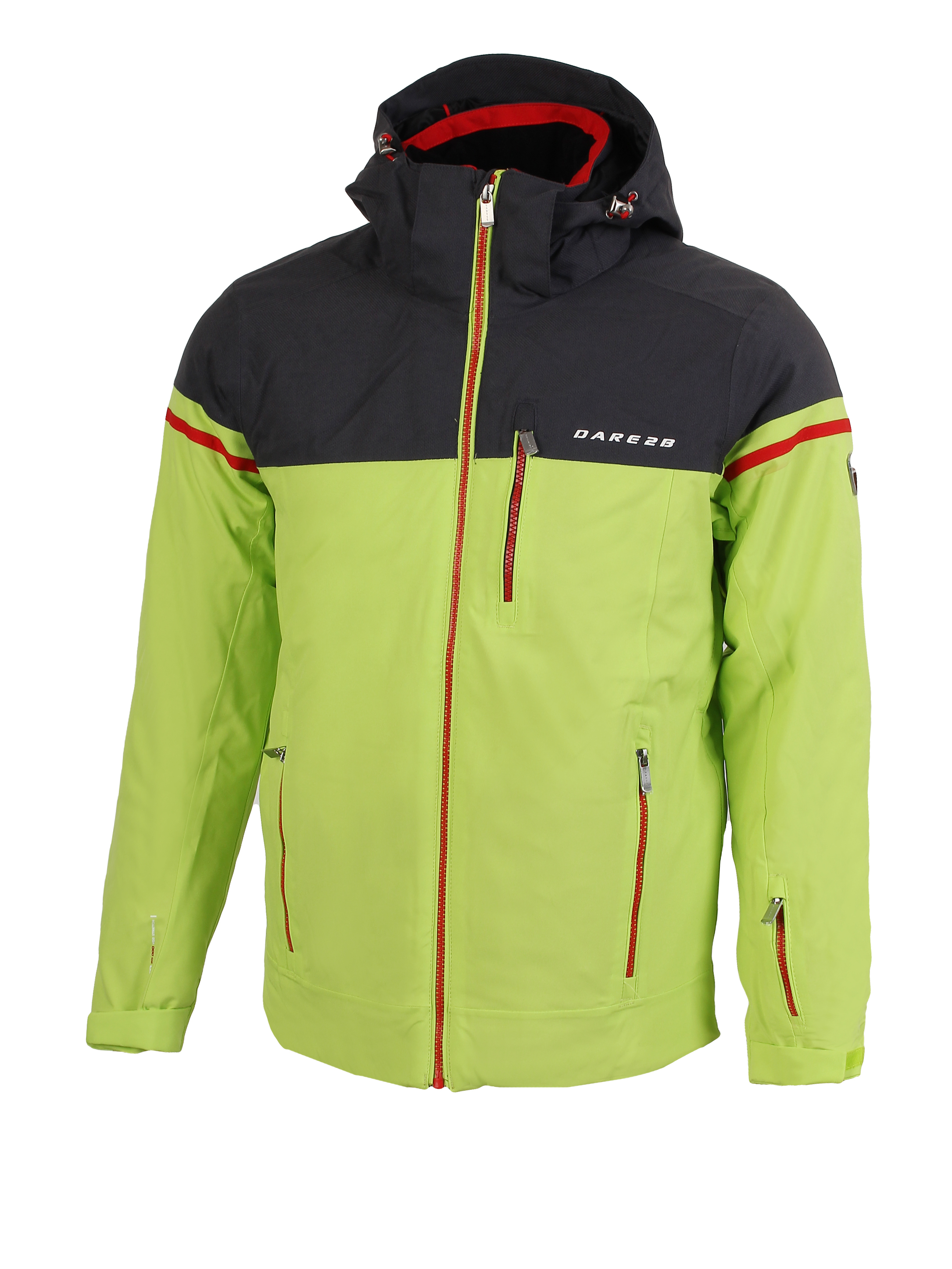 c3620f2ae9c1f Куртка горнолыжная мужская Dare2b Graded Jacket - Сеть спортивных ...