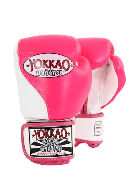 Перчатки боксерские Yokkao Double Impact