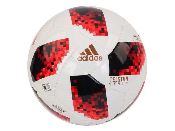 Мяч футбольный Adidas WC2018 Telstar Sala 65 FIFA Pro