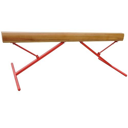 Бревно гимнастическое без покрытия GS-519-1
