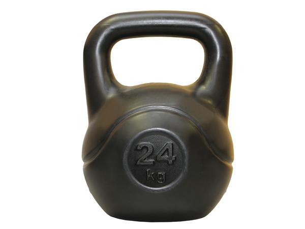 Гиря виниловая Евро-классик 24 кг