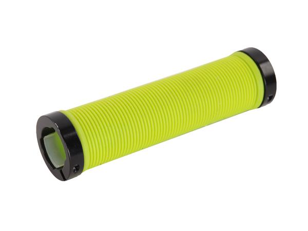 Грипсы  Vinca Sport H-G119 зеленые 129мм