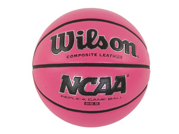 Мяч баскетбольный Wilson NCAA Replica Game Ball