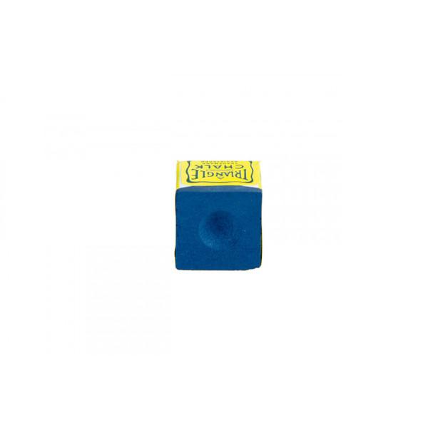 Мел для бильярда Standart (1 шт) синий