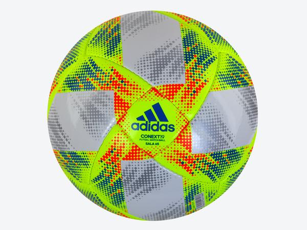 Мяч футзальный Adidas Conext19 Sala65 FIFA Pro DN8644