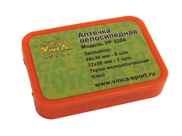 Аптечка велосипедная Vinca Sport YP 3204