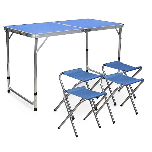 Набор стол + стулья Greenwood TA-01