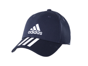 Кепка (бейсболка) Adidas Six-Panel Classic 3-Stripes