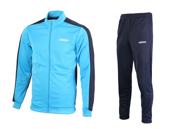 Костюм мужской Adidas Basics Tracksuit