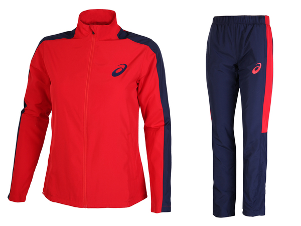 Костюм спортивный женский Asics Lined Suit